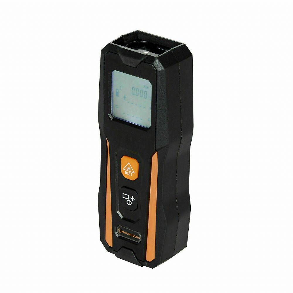Magnusson Laser 20M Distance Measure BRAND NEW , FREE POSTAGE ON ALL MY ITEMS